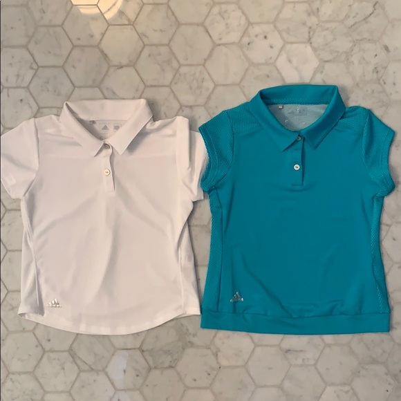 adidas Other - Adidas Girls Polo Tops